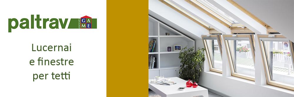 Lucernai velux e linea vita paltrav for Velux installatori